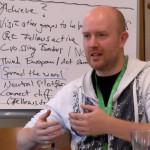 Discussion during ECM 2013