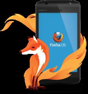 FirefoxOS - PR logo