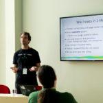 Johannes Zarl-Zierl about WikiCareTakers