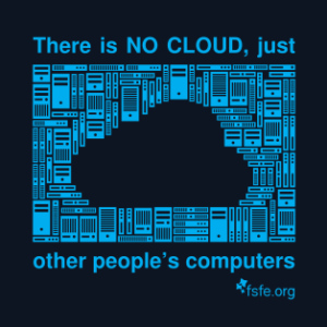 there is noCloud